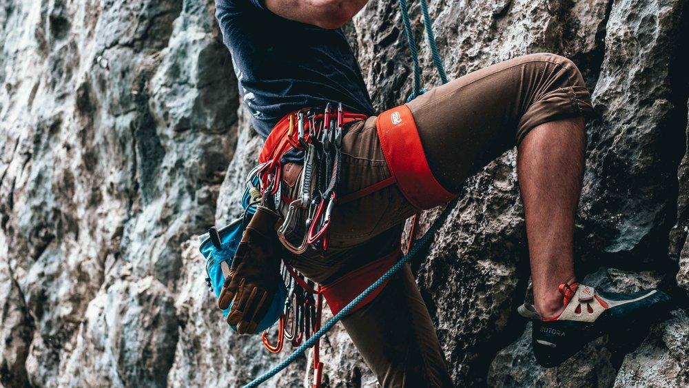 Climbing Puerto Rico - Jesse Echevarria