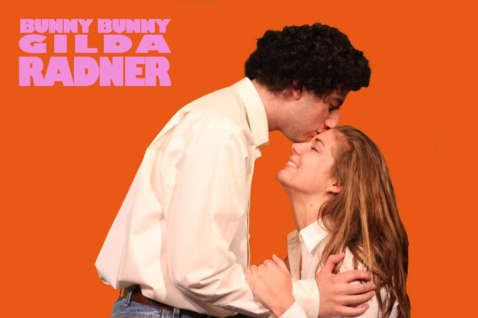 BUNNY BUNNY - JAN 25-JULY 1, 2018A COMIC AND HEARTBREAKING PLAY based on the curious bond BETWEEN COMIC GENIUS GILDA RADNER AND COMEDY WRITER ALAN ZWEIBEL, a relationship that was always emotional but never physical.