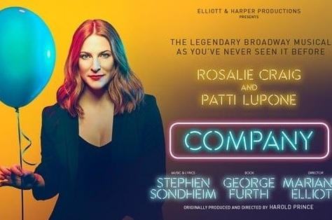 COMPANY - March 29 - May 28, 2018The habitually single Robert IS TURNING 35 AND is forced to question his adamant retention of bachelorhood during a hilarious array of interactions.