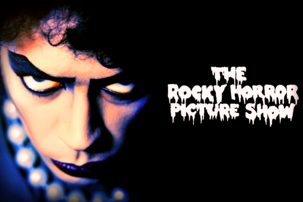 ROCKY HORROR PICTURE SHOW - OCT 1 - NOV  Brad and Janet are a simple engaged couple whose lives get turned upside down by Frank 'n Furter and his household of strange Transylvanians on a stormy night.