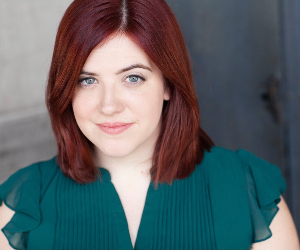 MEGHAN MCCANDLESS  (u/s Lucy, Mrs. T, Bad Idea Bear)   is so happy to be moving into the  Avenue Q  neighborhood! Previous credits include Kate Monster in  Avenue Q  (Triangle Productions); Natalie in  Next to Normal  (Artists Repertory Theatre); understudying Emma Goldman in  Ragtime  (Griffin Theatre); Baker's Wife in  Into the Woods , and Pseudolus in  A Funny Thing...Forum  (Northwestern University). She has also participated in workshops of new shows by Hunter Bell, Salzman & Cunningham, and Kooman & Dimond. She is a proud Oregon native and Northwestern University graduate
