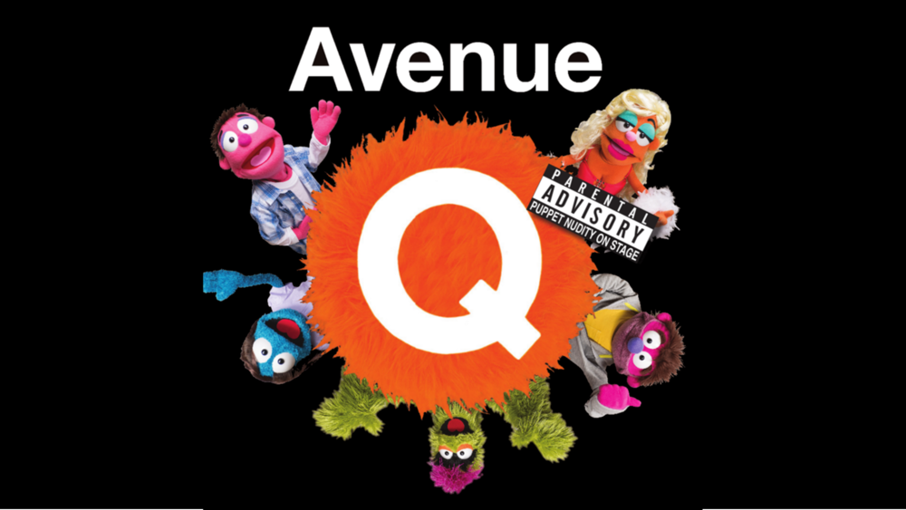 Avenue Q video graphic, beginning.png