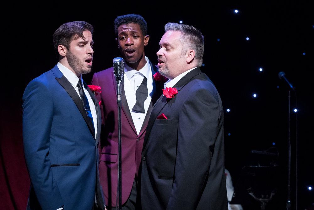 I LEFT MY HEART, Mercury Theater 3- Jim DeSelm, Evan Tyrone Martin, Robert Hunt (Brett A. Beiner).jpg