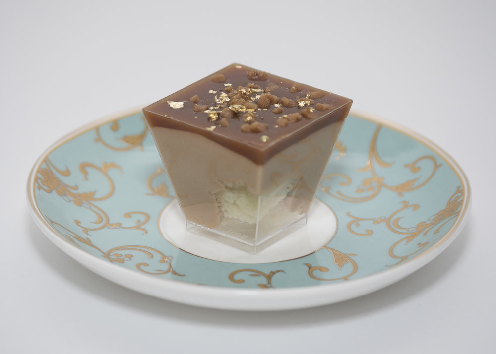 SALTED CARAMEL MOUSSE