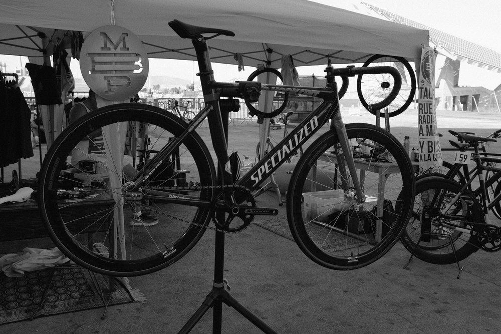 Specialized trophy bike.