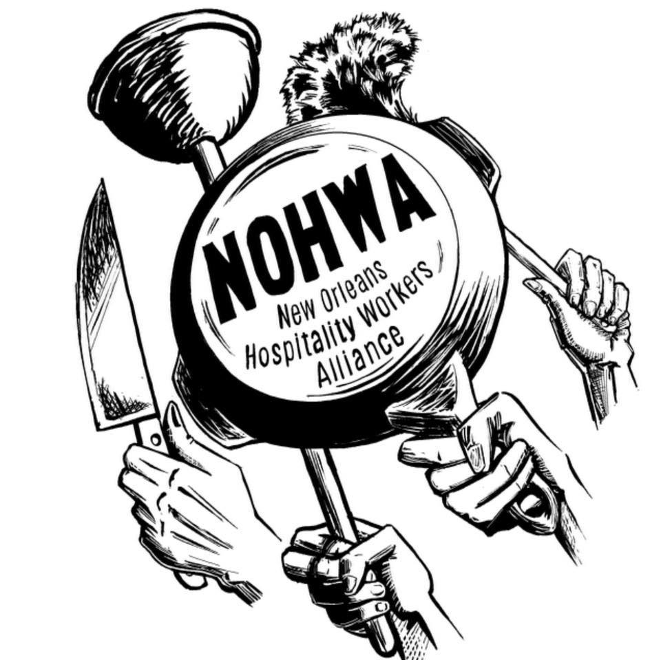 New orleans hospitality workers alliance  - new orleans