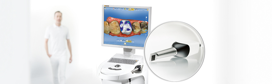 CEREC Procedure: 3D Camera