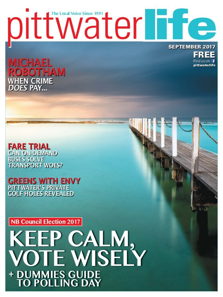 SEPTEMBER 2017 ISSUE
