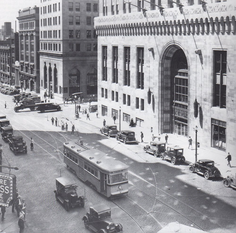 Image Credit: Louis C Mueller Collection, Baltimore Trust Building, 1930