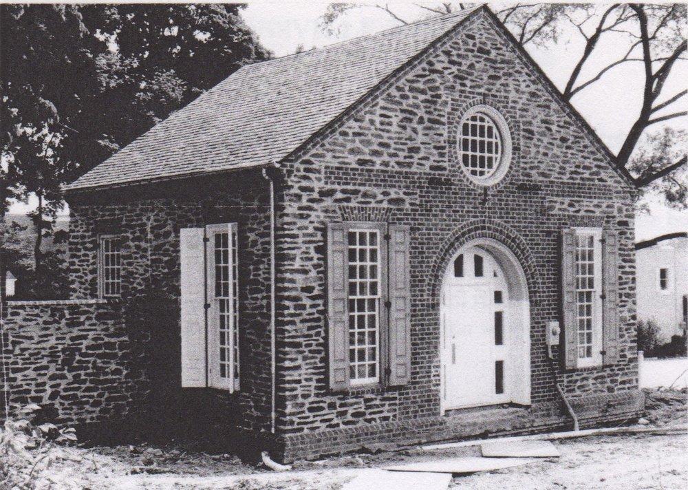 Image Credit: John A Sipes, Susquehanna Avenue Substation, Towson
