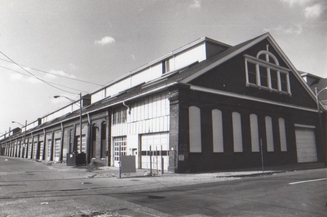 Image Credit: BSM Archive, Carroll Park Repair Shops