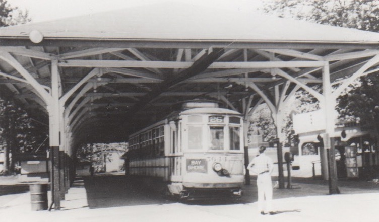 Image Credit: BSM Archive, Bay Shore Waiting Station