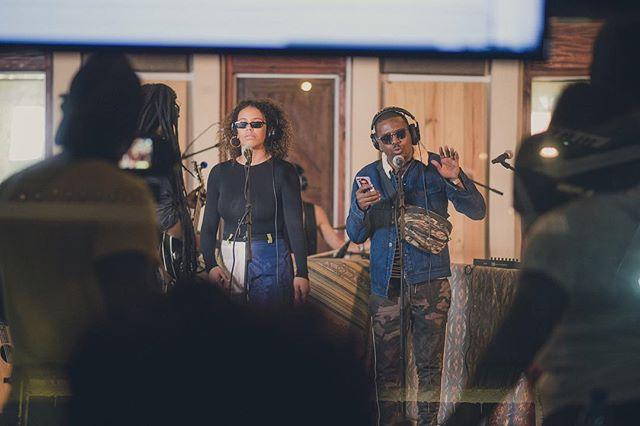 'Kay La Mande Wouze' is the 4th song on the album featuring @kanis & @troubleboyhitmaker #rasanbleman 📸@hrmarsanphoto  @fahertybrand 🙏🏿 Studio - @artistsinstitutehaiti