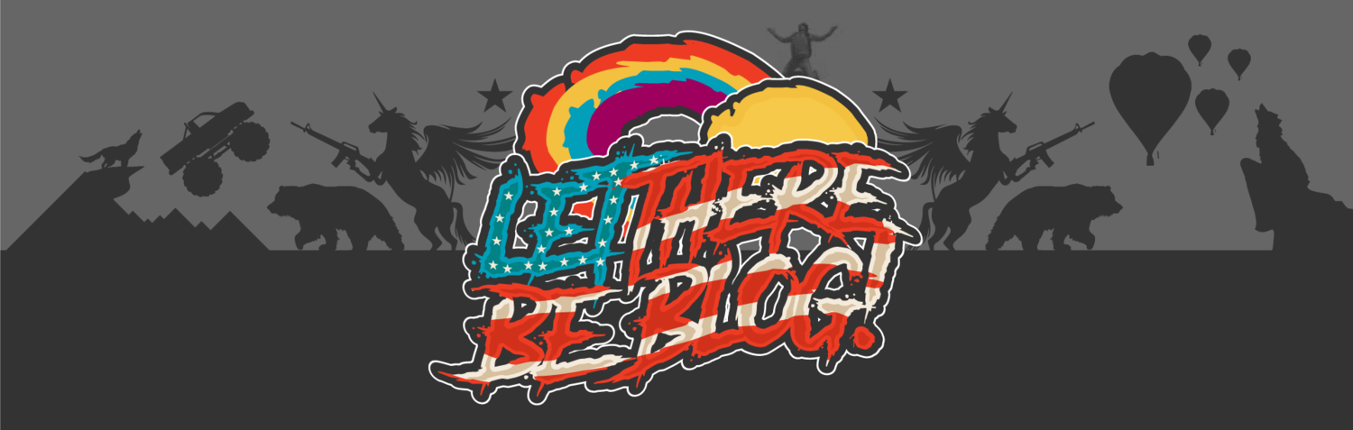 Let There Be Blog