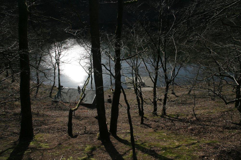 Odensjön, Söderåsens nationalpark