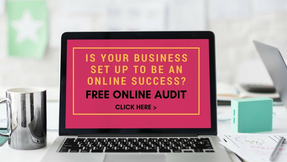 Free online audit - Digiwot