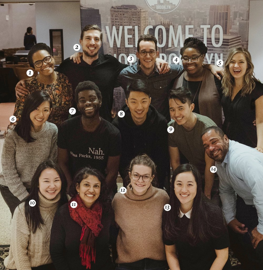 Leadership TEAM - When it comes to teams at Hope Brooklyn, we like to say