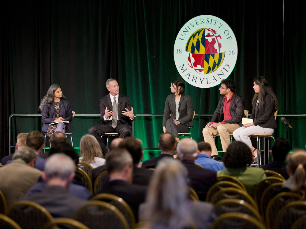 Education - Pioneering new modes of collaborative learning across disciplines, the University of Maryland creates a thriving workforce, a thriving public sphere of lifelong learners, and a thriving planet.