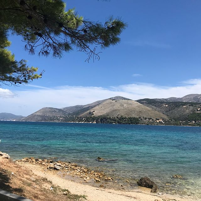can't get enough of this place. #greece #kefalonia