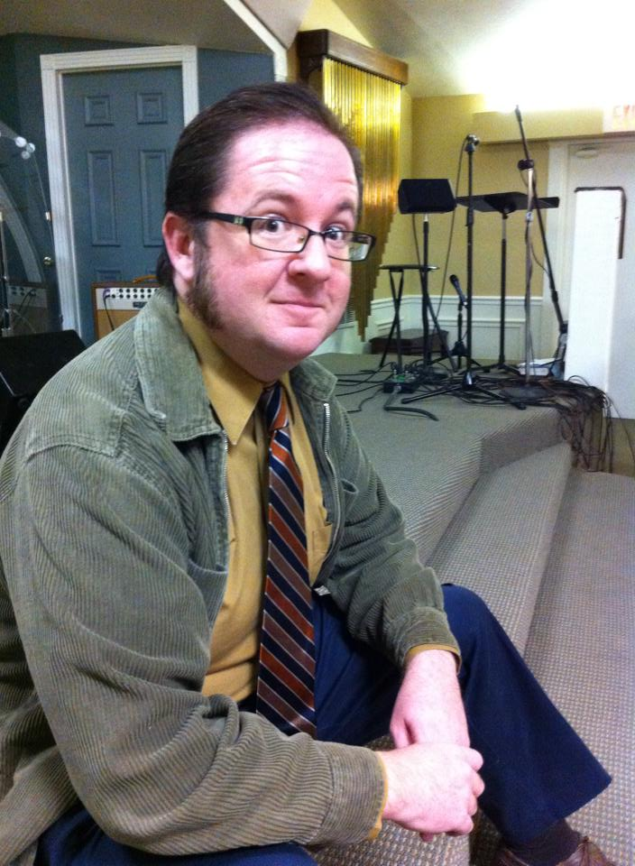 Paul Mathers - Paul Mathers works in the accounting department of a property management firm. He is also an actor, poet, worship leader, closet Wagnerian baritone, book collector, and avid watercolor artist.