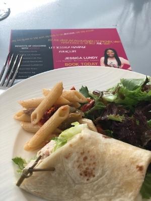 Lunch & Talk w/ Jessica Lundy, Matchless Retreat 2018