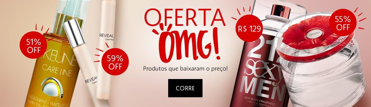 Ofertas OMG Sephora
