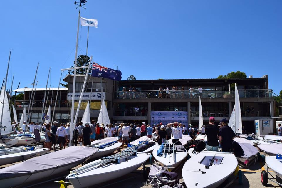 Woollahra Sailing Club, Rose Bay