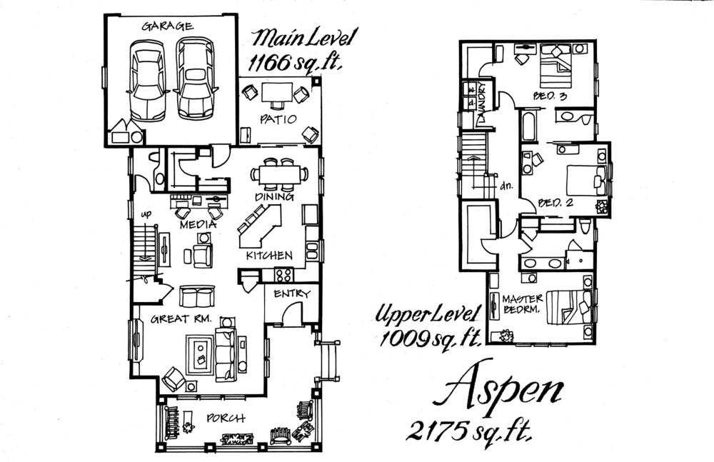 Aspen 3 Bed 2.5 Bath