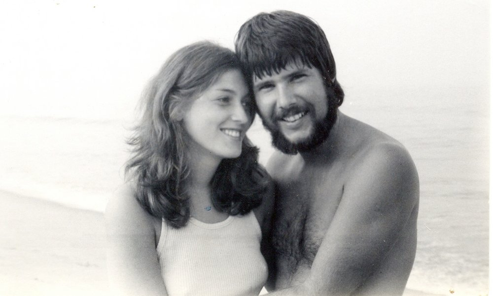 Our honeymoon and my first trip to Cape Cod, 1972