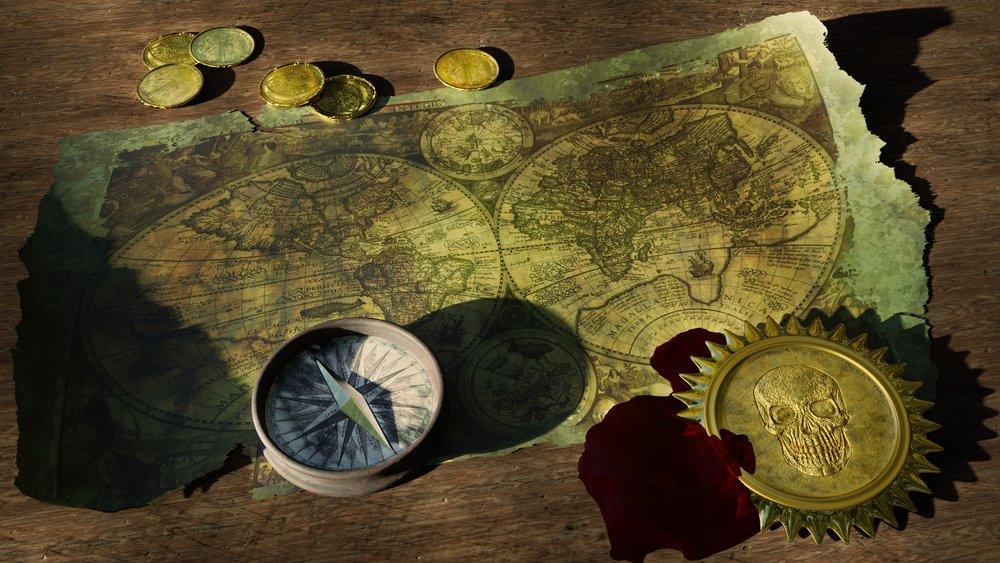 Adventuring Map