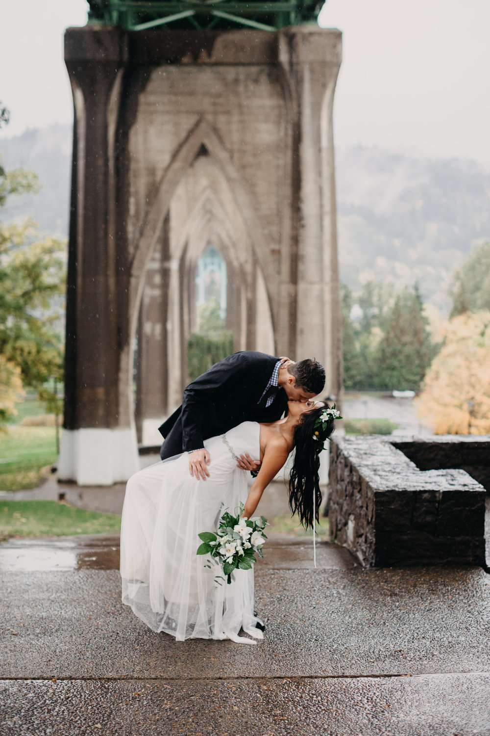Portland Boise Wedding Photographer Leah Flores