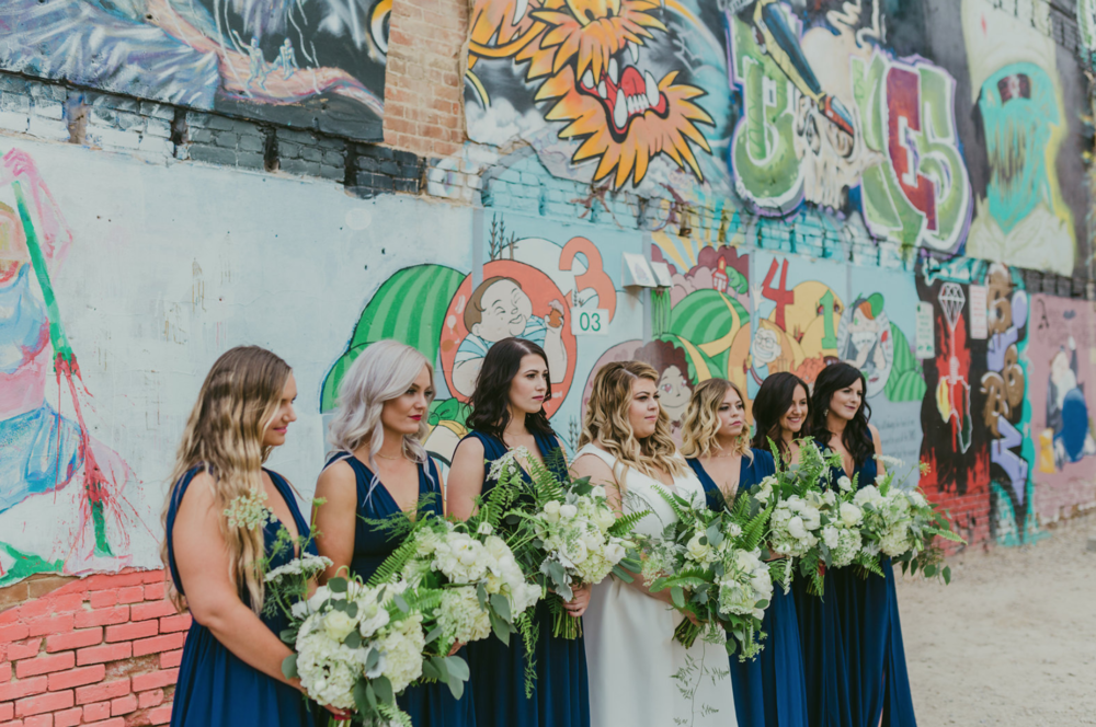 Boise Wedding Freak Alley