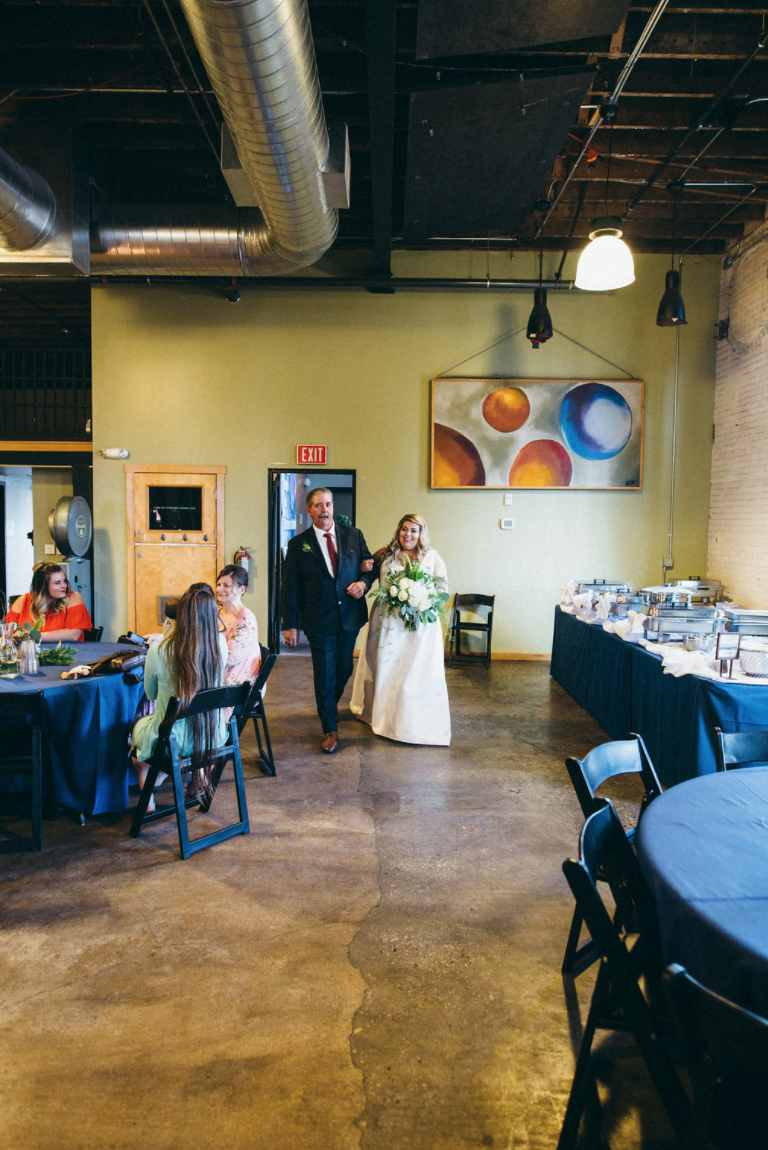 Boise Wedding Linen Building