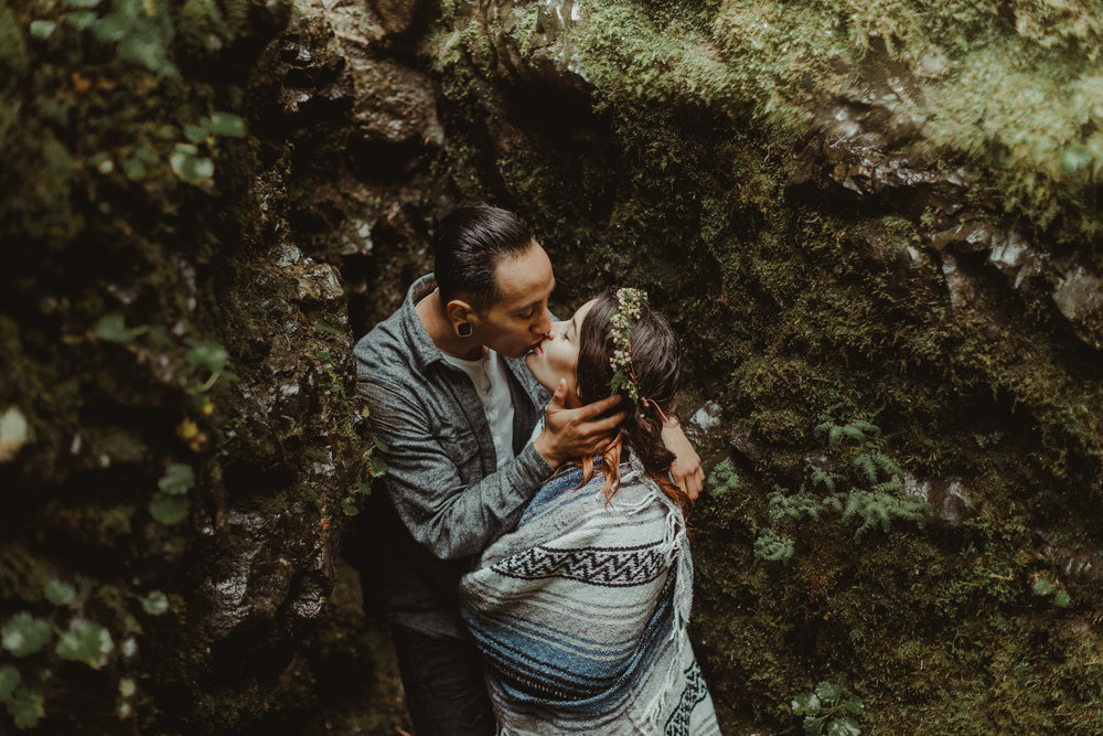 Leah Flores Elopement Photography Oregon Wedding