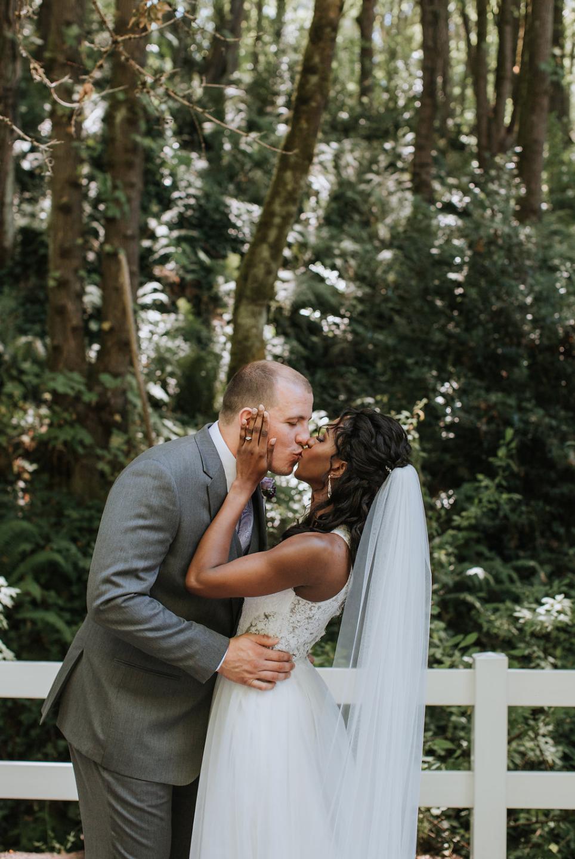 Portland Wedding Abernethy Center Oregon City