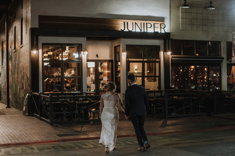 downtown boise wedding juniper leah flores 8th street