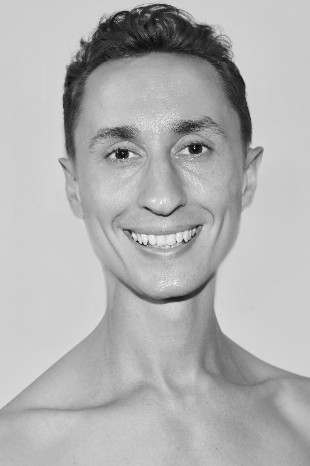 Sam O'Brien Company Artist   Sam began his dance training in his hometown of Brisbane at the Trudy Constable School of Dance and then the Danzart Studio before commencing full time studies at the Australian Dance Performance Institute. Whilst a student there he completed his Royal Academy of Dance Advanced examinations with Distinction, was twice a semi finalist in the McDonalds Ballet Scholarships in Sydney and was a finalist in the Youth America Grand Prix in New York City. Sam then went on to train on full scholarship at the Joffrey Academy of Dance Chicago's trainee program, learning and performing a wide variety of repertoire from classical ballet's to new neoclassical and modern works.  After two years in Chicago Sam was offered a position with The Sarasota Ballet where he was a member of the Corps de Ballet for five seasons, learning and performing corps and soloist roles in ballets by Sir Frederick Ashton, Christopher Wheeldon, George Balanchine, Sir Kenneth Macmillan, Agnes De Mille, Paul Taylor, Anthony Tudor, Joel Layton and many more. Sam also performed with the company at Ballet Across America III at the Kennedy Center, the internationally renowned Sir Frederick Ashton Festival in Sarasota, the 11th and 13th annual Fall For Dance Festival at New York City Center and the company's A Knight of British Ballet engagement at the Joyce Theater in New York City.  He then went on to dance with Ballet San Antonio performing in works by then Artistic Director Willy Shives as well as Gerald Arpino and George Balanchine. In 2018 Sam was selected to compete in the Paris Opera Ballet's annual  Concours  dancer recruitment competition held at the Palais Garnier.  Sam is also a certified Barre Attack instructor. He is grateful and excited to be joining the Melbourne City Ballet for the 2019 season.