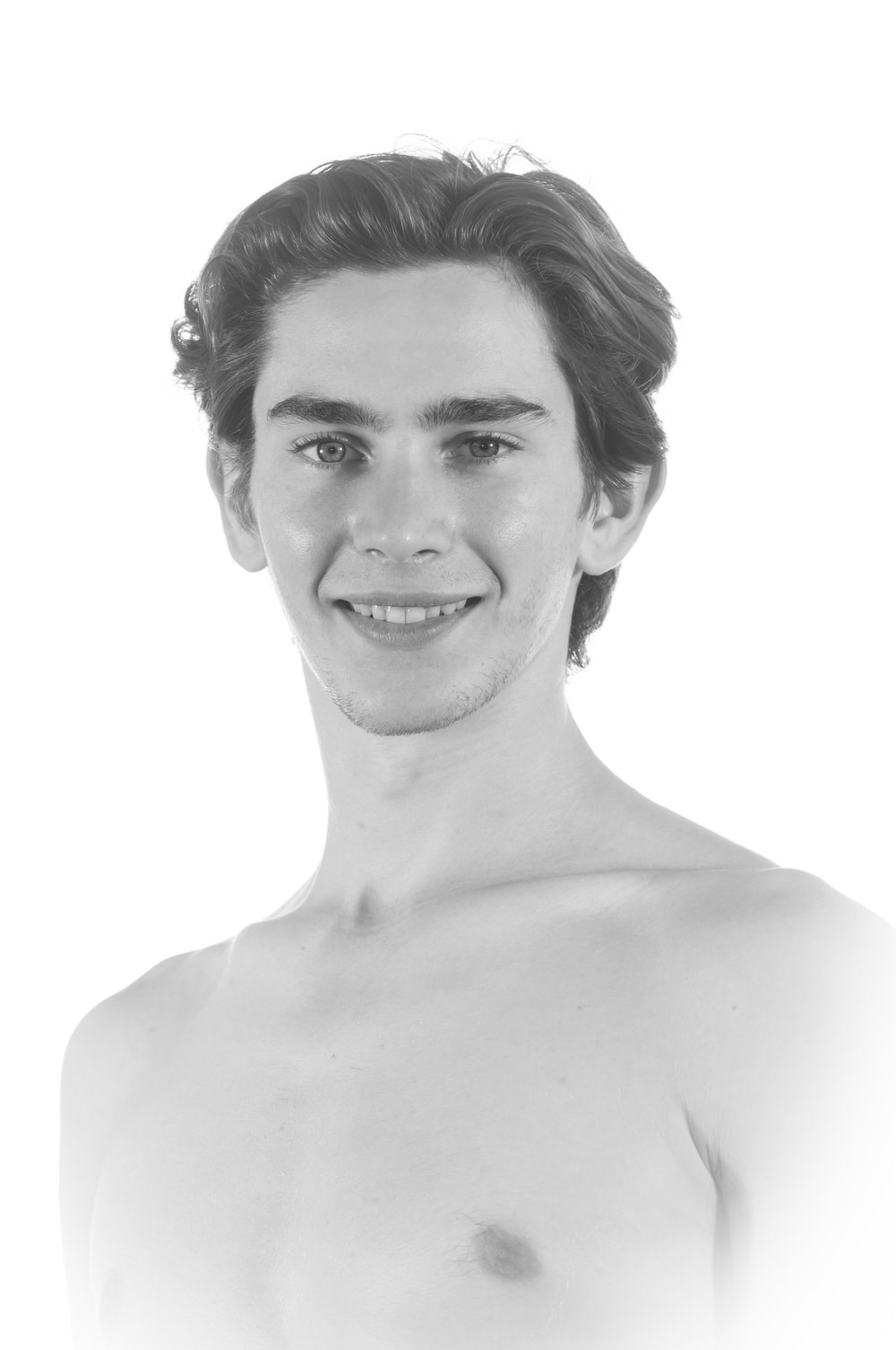 Tristan Gross Company Artist   Born and raised in Melbourne, Australia. He began his dance career early participating in the closing ceremony of the 2006 Commonwealth Games in Melbourne. He attended the Victorian College of the Arts Secondary School (VCASS) on a full-time dance scholarship, then full time at Dance World studios in Melbourne before completing three years of ballet study at the National Theatre Ballet School under the directorship of Beverly Fry where he Consolidated his partner schools with many roles including Giselle and Nutcracker and Cinderella.  In 2016 Tristan joined the West Australian Ballet as a young artist and in 2017 travelled to Europe to gain valuable experience returning to Melbourne to perform with the Australian Ballet in Christopher wheeldon Alice's Adventures in Wonderland and the Sydney season of The Sleeping Beauty Before joining the royal New Zealand ballet in January 2018 where he performed in many ballets such as the piano by Jiri Bubenicek, Sechs Tanze by Juri Kylian, remember Muma by Danielle Rowe, The Long and the short of it by Lachlan prior, the Nutcracker by Val Caniparoli.  Tristan joins Melbourne City Ballet for 2019.