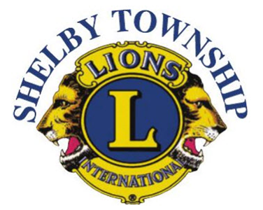 Shelby Twp Lions Club - Their vision is to be the global leader in community and humanitarian service.