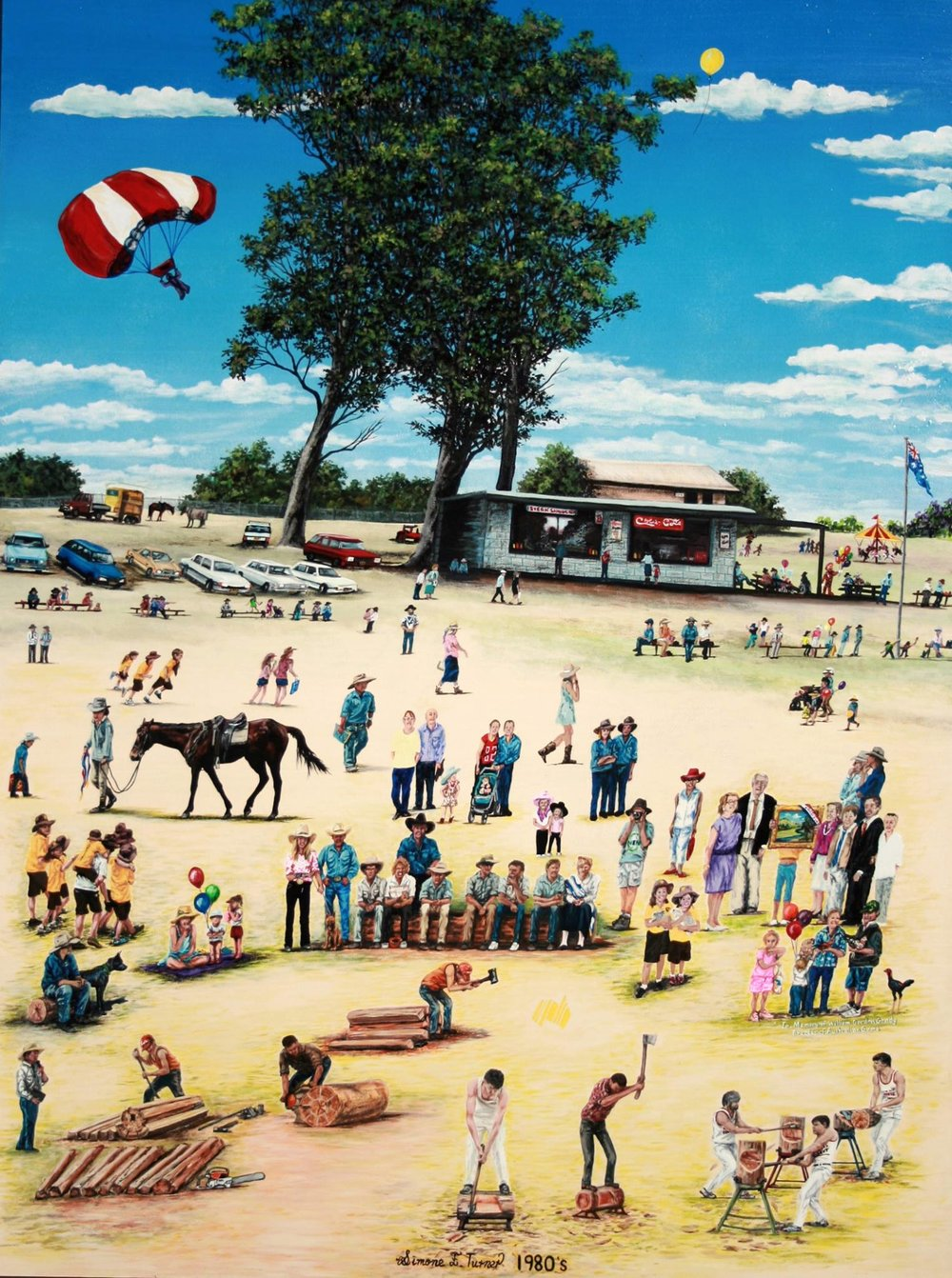 2015 Dungog Show through the decades Mural.jpg