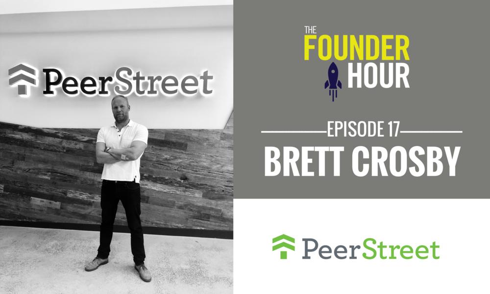 Brett Crosby PeerStreet