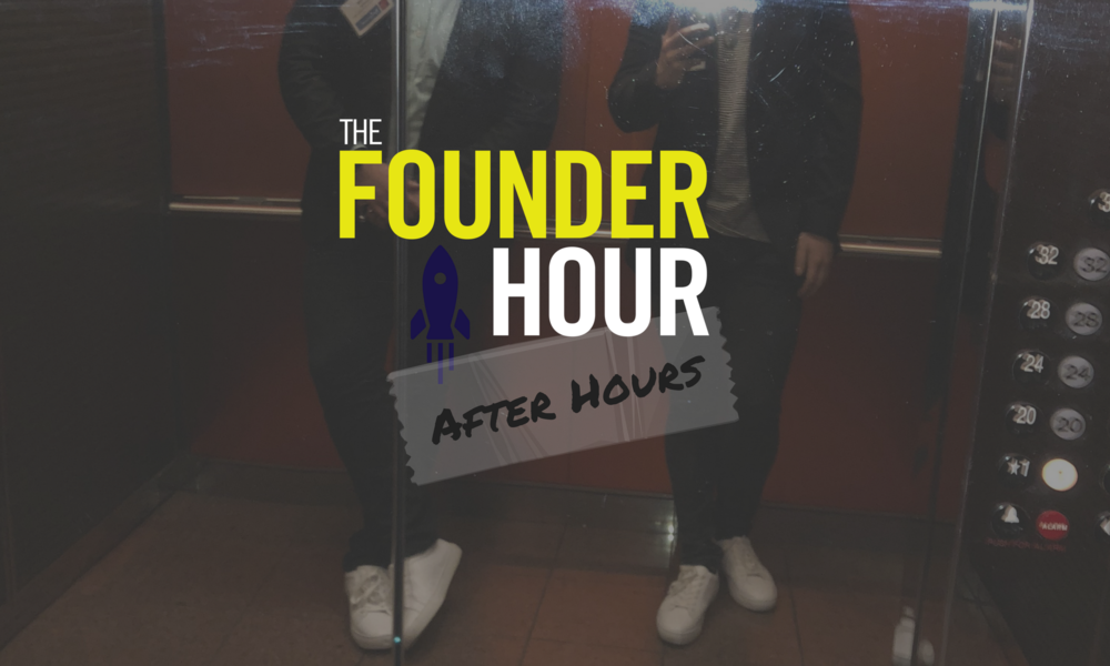 The Founder Hour After Hours Pat and Posh