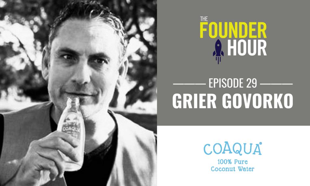E29 | Grier Govorko: CoAqua -