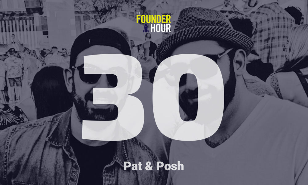 The Founder Hour, After Hours, Pat and Posh