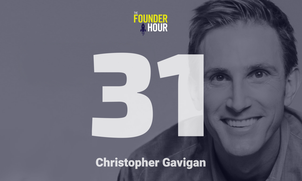 E31 | Christopher Gavigan: The Honest Company -
