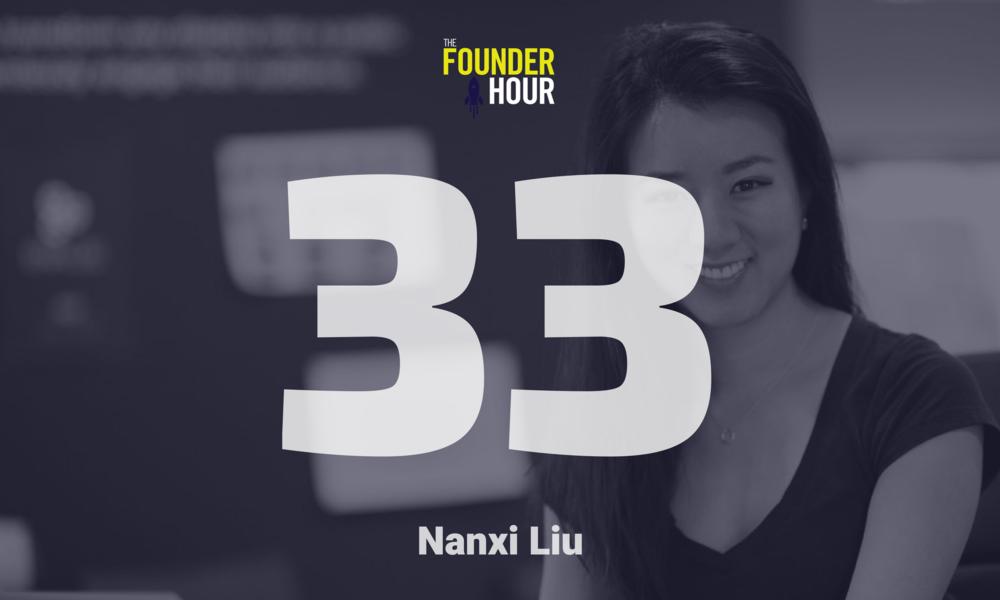 E33 | Nanxi Liu: Enplug & Nanoly Bioscience -