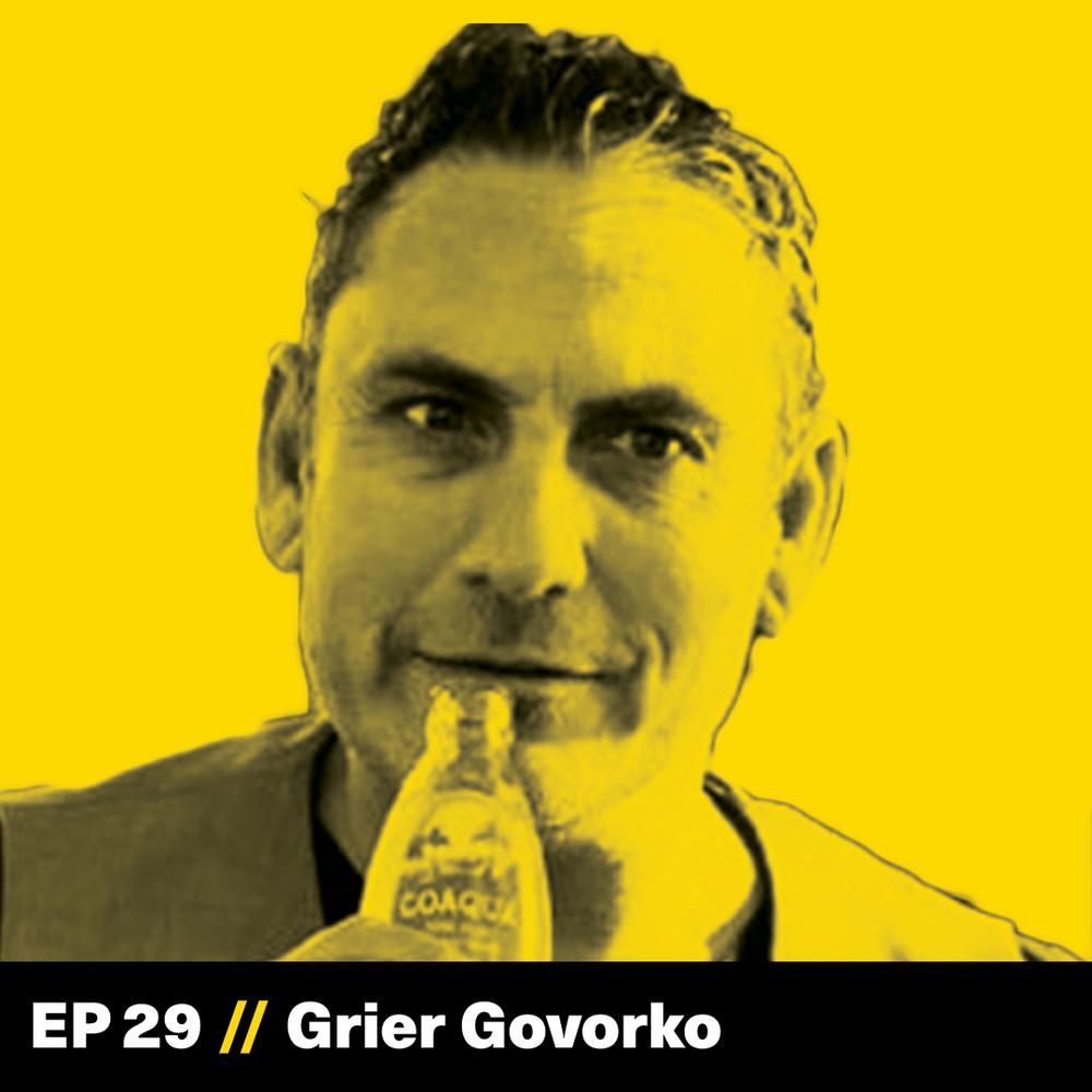 Grier Govorko, CoAqua, The Founder Hour, Podcast