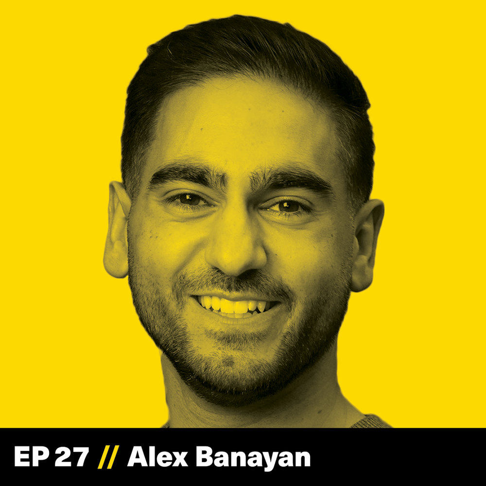Alex Banayan, The Third Door, The Founder Hour, Podcast