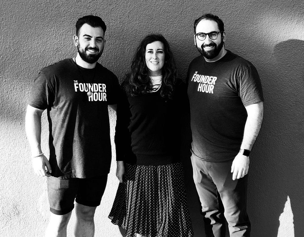 Clare Vivier, Clare V, The Founder Hour, Podcast