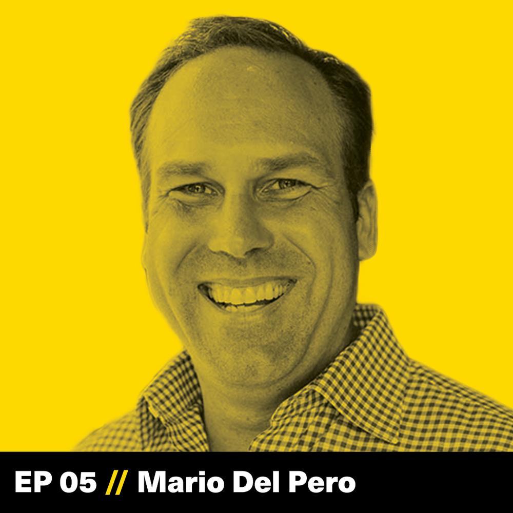 Mario Del Pero, Mendocino Farms, The Founder Hour, Podcast